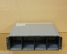Dell EqualLogic PS6000X iSCSI SAN Storage Array Shelf With 2 x Control Module 7