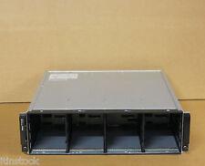 Dell EqualLogic PS6000X iSCSI SAN Storage Array Shelf With Control Module 7