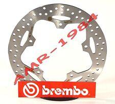 DISCO DE FRENO TRASERO BREMBO APRILIA SRV 850 DE 2012 68B407F6 SERIE ORO