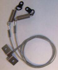 1998 1999 2000 2001 2002 2003 2004  Corvette Convertible Top Side Tension Cables