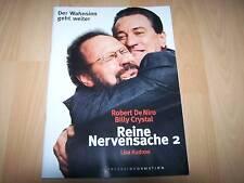 REINE NERVENSACHE 2 - Presseheft - ROBERT DE NIRO