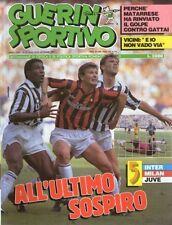 RIVISTA=GUERIN SPORTIVO=N°38 1991=SPAGNA=BULGARIA=