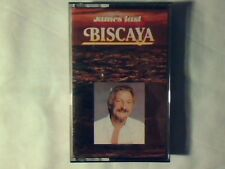 JAMES LAST Biscaya mc cassette k7 ITALY RARISSIMA COME NUOVA VERY RARE LIKE NEW!