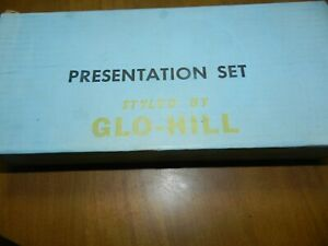 Presentation Set By Glo-Hill 4 piece Bar Set