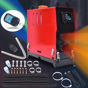 Luftheizung Standheizung Diesel 5KW 5000W 12V LCD Air Heater für LKW Van Bus