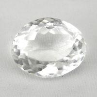 TOP NATURAL QUARTZ : 17,48 Ct Natürlicher Bergkristall aus Brasilien