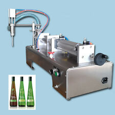 New High Pressure Liquid Filling Machine Fills up to 40 Bottles/Minute & 1000ml