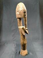 Art Africain, Ancienne Statue de Fécondité, Sorcellerie, Tribu