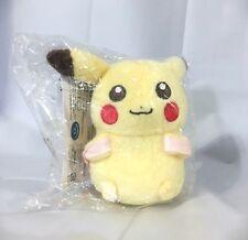 "Pokemon I Love Pikachu 5"" Banpresto Plush Curtain Tie Stuffed Animal +Free Card!"