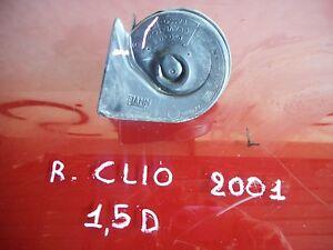 CLACSON TONO BASSO RENAULT CLIO 2001-05