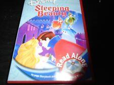 Disney sleeping beauty  read along  cd and book