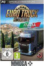 Euro Truck Simulator 2 - Italia Key - STEAM Code - PC Addon DLC ETS II [EU/DE]