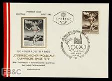 Olympics Austrian Stamps