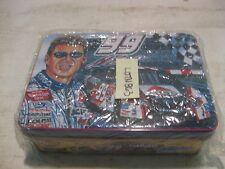 Rare Nascar #99 Jeff Burton Citgo Velveeta Collectible Tin 6 By 4 By 2 New dc709