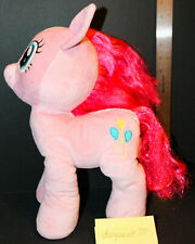 Build-a-Bear MLP Pinkie Pie Weighted Plush (~2.375 lbs) - Used Condition