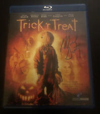 Blu-ray | Trick 'r Treat Autographed By Michael Dougherty