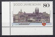 BRD 1989 Mi. Nr. 1402 Eckrand Postfrisch TOP!!! (27091)