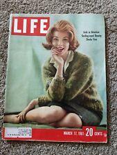 Life Magazine March 17, 1961