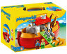 Playmobil 1.2.3 6765 My Take Along Noah's Ark 6765 -New Boxed +Free 24h Delivery