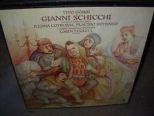 MAAZEL / GOBBI gianni schicchi ( classical ) box - booklet -