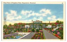 Pangborn Plant, Hagerstown, MD Postcard