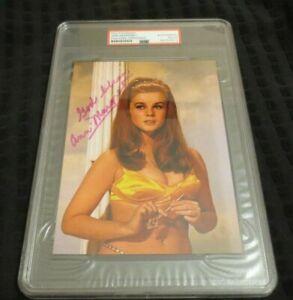 Ann-Margret signed autographed psa slabbed photo Viva Las Vegas Bye Bye Birdie