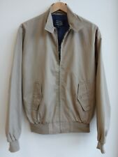 Tootal Harrington Jacket Sand with Paisley lining. Was £95 Now £49.99! Size XL