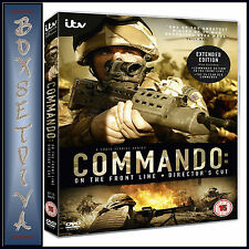COMMANDO ON THE FRONT LINE - DIRECTORS CUT  **BRAND NEW DVD**