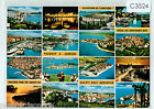 C3524cgt Adriatic Sea Multiview vintage postcard