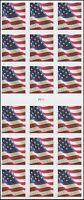 US 5162a Flag forever booklet 18 ATM MNH 2017