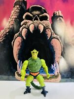 "Whiplash - 1983 Mattel He-Man MOTU Masters of the Universe Action Figure - 5.5"""