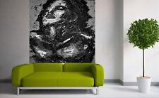 140cm Street Art Painting woman face black white Australia  canvas large