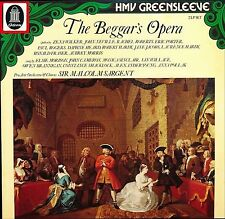 GAY BEGGARS OPERA MALCOLM SARGENT PRO ARTE ORCH ODEON/EMI ESDW 704 2 LP