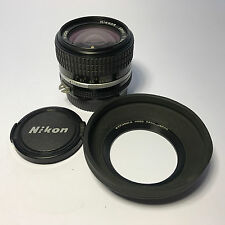 NIKON 28mm AI-S F2.8 Wide Angle Lens - Excellent Condition