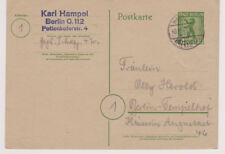 Berlin-Brandenburg, Mi. P 3e, Berlin 112, 30.12.45