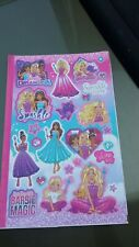 Joblot Barbie Stickers, 30 Identical Sheets,  Party Bag Fillers