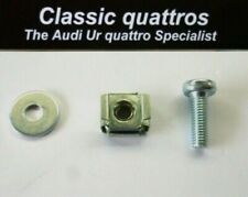 HEADLIGHT MOUNT CAGE NUT-SCREW-WASHER AUDI UR QUATTRO TURBO COUPE/COUPE/80/90 B2