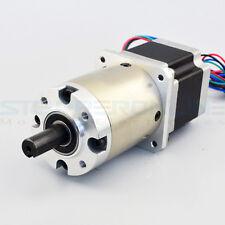 15:1 Nema 23 Gear Ratio Planetary Gearbox 2.8A Geared Stepper Motor Extruder OSM