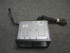"""HP DL380 G6 G7 2nd Hotswap SAS 2.5"""" Drive Cage 516914-B21 496074-001 w/ Cables"""