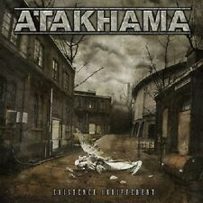 ATAKHAMA - Existence Indifferent CD