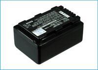 1500mAh Battery For Panasonic HDC-TM80, HDC-TM80GK, HDC-TM80K, HDC-TM80P