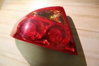 JDM 2006 Nissan Skyline Sedan V35 Infiniti G35 Taillights Tail Lights Lamps Left