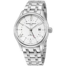 Frederique Constant Classics 42 mm Swiss Automatic Silver Men's Watch FC350S5B6B