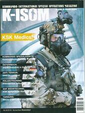 K-ISOM 6/2018 Special Operations Magazin KSK Medics Jagdkommando KSK Bundeswehr