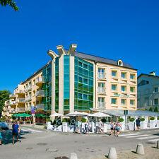 Kurzreise 5 Tage Kurz Urlaub Misdroy Swinemünde Apartmenthaus Malachit Ostsee