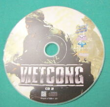 VIETCONG 1 e 2 pc cd rom PTERODON GATHERING illusion