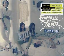 FAMILY OF THE YEAR : LOMA VISTA / CD - NEU