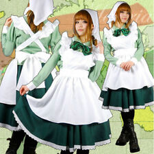 APH Axis Powers Hetalia Hungary Maid Dress Cosplay