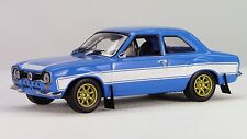Luz Verde Ford Escort RS2000 Mk 1974 de Brian COCHE FAST AND FURIOUS 19022 1/18