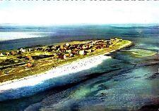 Nordseeheilbad Wittdün auf Amrum ,ungelaufene Ansichtskarte